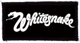 WHITESNAKE: Logo (95x50) (felvarró)