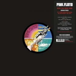 PINK FLOYD: Wish You Were Here (LP, 180gr, 2016 reissue)