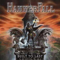 HAMMERFALL: Built To Last (CD+DVD=live,l td.) (akciós!)