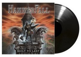 HAMMERFALL: Built To Last (LP)