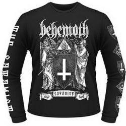 BEHEMOTH: The Satanist (hosszúujjú póló)