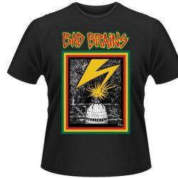 BAD BRAINS: Bad Brains (póló)
