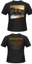 BATHORY: Blood Fire Death (póló)