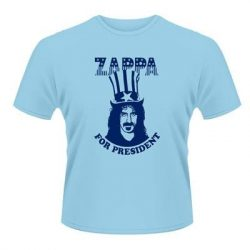 FRANK ZAPPA: For President (blue) (póló)