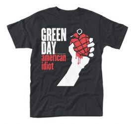 GREEN DAY: American Idiot (póló)