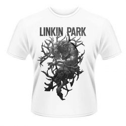LINKIN PARK: Antlers (white) (póló)