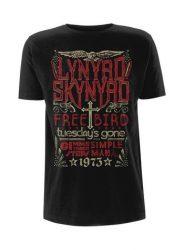LYNYRD SKYNYRD: Freebird 1973 (póló)