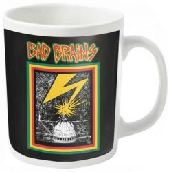 BAD BRAINS: Bad Brains (bögre)