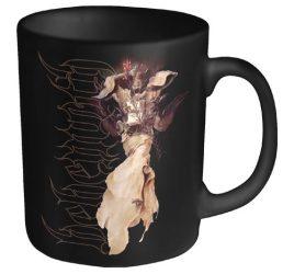 BEHEMOTH: Angel (fekete bögre)