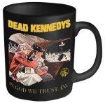 DEAD KENNEDYS: In God We Trust (black mug) (bögre)