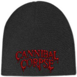 CANNIBAL CORPSE: Logo (kötött sapka)
