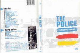 POLICE: Synchronicity Concert (DVD, 120', kódmentes)