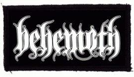 BEHEMOTH: Logo (95x45) (felvarró)