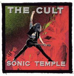 CULT: Sonic Temple (95x95) (felvarró)