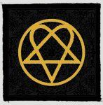 HIM: Love Metal (95x95) (felvarró)