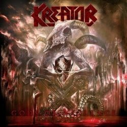 KREATOR: Gods Of Violence (CD)
