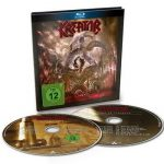 KREATOR: Gods Of Violence (CD+Blu-ray = Live 2014)