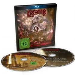 KREATOR: Gods Of Violence (CD+Blu-ray = Live 2014)