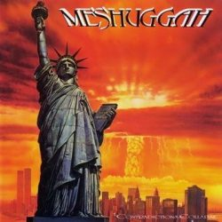 MESHUGGAH: Contradictions Collapse (+None EP) (CD)