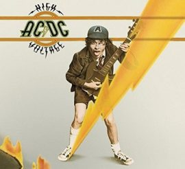 AC/DC: High Voltage (LP, 180gr, ltd.)