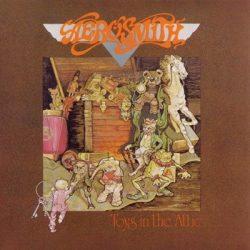 AEROSMITH: Toys In The Attic (CD) (akciós!)