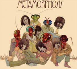 ROLLING STONES: Metamorphosis (CD)