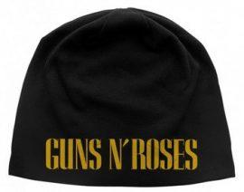 GUNS N' ROSES: Logo (jersey sapka)