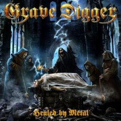 GRAVE DIGGER: Healed By Metal (+2 bonus, digipack) (CD)
