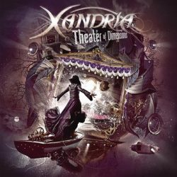 XANDRIA: Theater Of Dimensions (2LP)