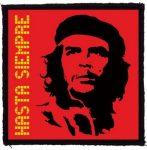 CHE GUEVARA: Hasta Siempre (95x95) (felvarró)