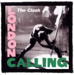 CLASH: London Calling (95x95) (felvarró)