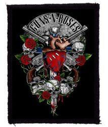 GUNS N' ROSES: Heart (75x95) (felvarró)