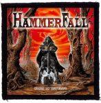 HAMMERFALL: Glory To The Brave (95x95) (felvarró)