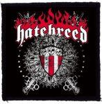 HATEBREED: Crest (95x95) (felvarró)