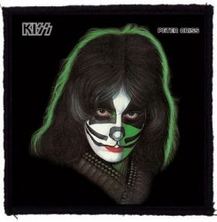 KISS: Peter Criss Solo (95x95) (felvarró)