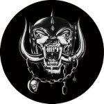 MOTORHEAD: Warpig (circle) (felvarró)