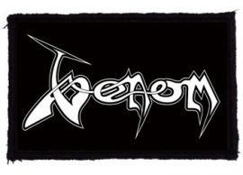 VENOM: Logo (95x60) (felvarró)