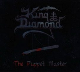 KING DIAMOND: The Puppet Master (CD+DVD)