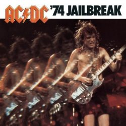 AC/DC: Jailbreak '74 (LP, US printing)