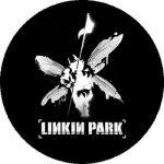 LINKIN PARK: Soldier (nagy jelvény, 3,7 cm)