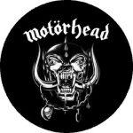 MOTORHEAD: Logo Warpig (nagy jelvény, 3,7 cm)