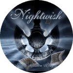 NIGHTWISH: Dark Passion Play (nagy jelvény, 3,7 cm)