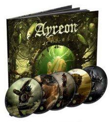 AYREON: Source (4CD+DVD, earbook)