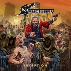 SANCTUARY: Inception (2LP, poster)