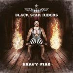 BLACK STAR RAIDERS: Heavy Fire (CD)