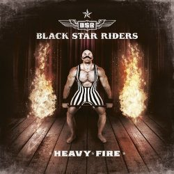 BLACK STAR RAIDERS: Heavy Fire (CD)