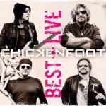 CHICKENFOOT: Best+Live (2CD, digipack)