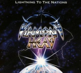 DIAMOND HEAD: Lightning To The Nations (CD)