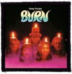 DEEP PURPLE: Burn (95x95) (felvarró)