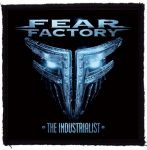 FEAR FACTORY: The Industrialist (95x95) (felvarró)